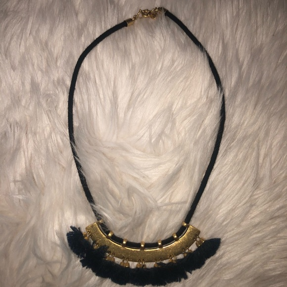 Madewell Brand Necklace
